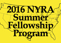 Summer & Fall 2016 Fellowship Program
